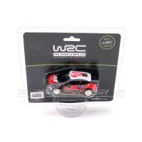 WRC Citroen C2 No.14 rally car with lights - 1/43 scale.